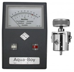 Aqua Boy Corn Moisture Meter / MSIV with Cup Electrode (202)