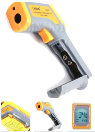 CASON CA380 Infrared Digital Laser thermometer