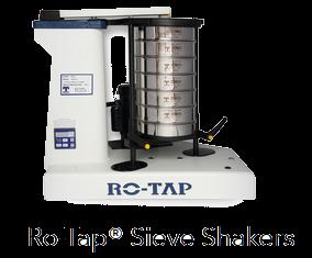 Ro-Tap® Sieve Shakers