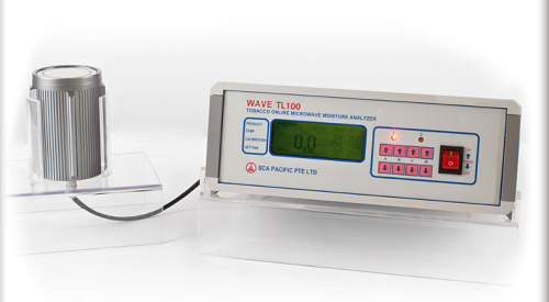 WAVE TL100 OFFLINE NON-CONTACT MOISTURE INSTRUMENT