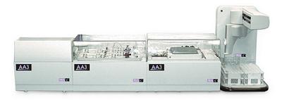 AutoAnalyzer 3 - Automated Segmented Flow Analyzer